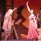 From the 2015 Broadway Palm Dinner Playhouse production of  'Crazy for You'. Playing   Everett Baker, the femle leads Father.