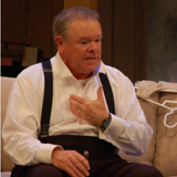 Curtis in the Naples Players production of 'Black Tie'